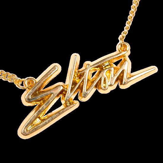 Elton John: Flash Logo Necklace