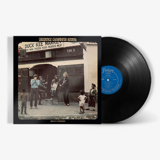 Creedence Clearwater Revival : Willy And The Poor Boys: Half Speed Master