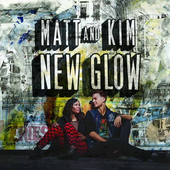 Matt & Kim: New Glow CD