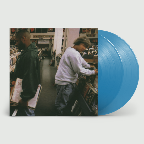 DJ Shadow: Endtroducing... Limited Edition Blue Vinyl