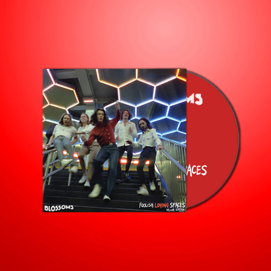 Blossoms: Foolish Loving Spaces Deluxe 2CD