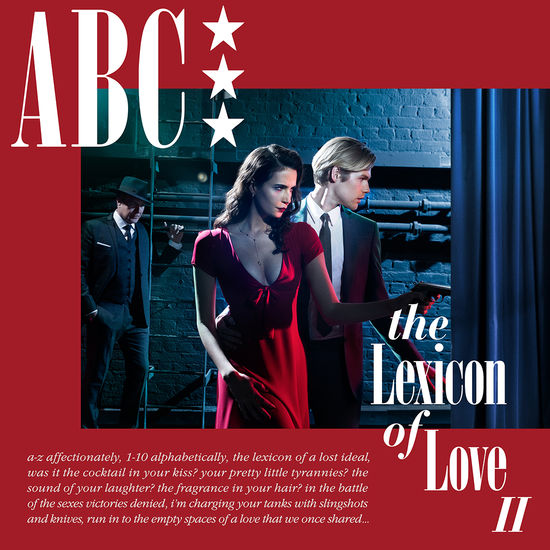 ABC: Lexicon Of Love II LP