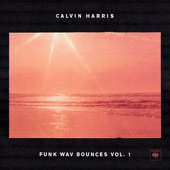 Calvin Harris : Funk Wav Bounces Vol.1
