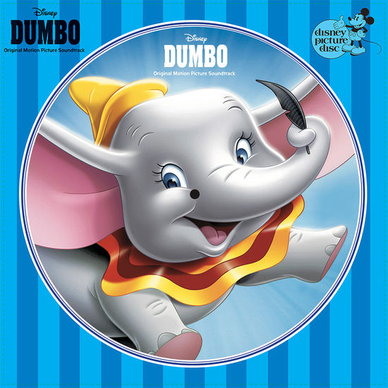 0ebbc00f7f2fcc Various Artists  Dumbo (Picture Disc)
