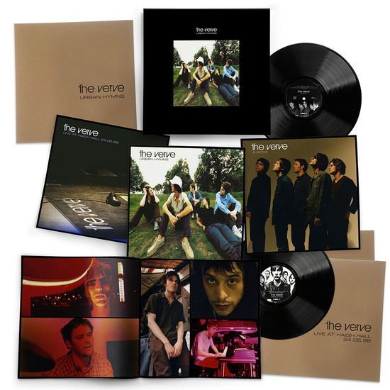 The Verve: Urban Hymns: Super Deluxe (20th Anniversary Edition)