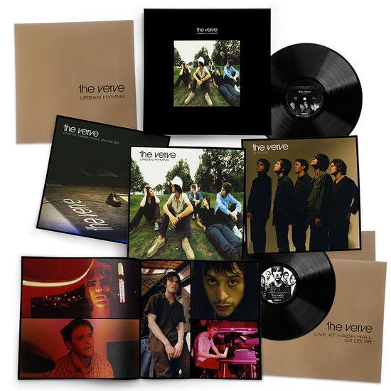 The Verve: Urban Hymns: Super Deluxe (20th Anniversary Edition)