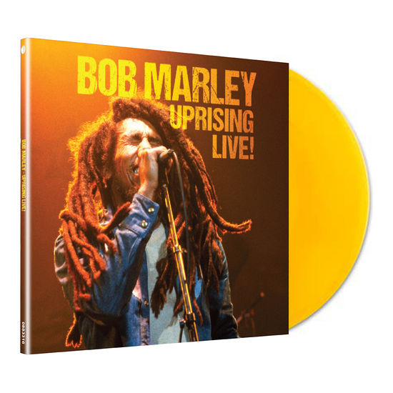 Bob Marley: Uprising Live! Limited Edition Triple Orange Vinyl