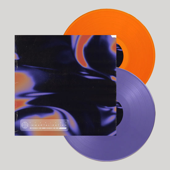 Scarlxrd: IMMXRTALISATIXN: EXCLUSIVE COLOURED DOUBLE VINYL