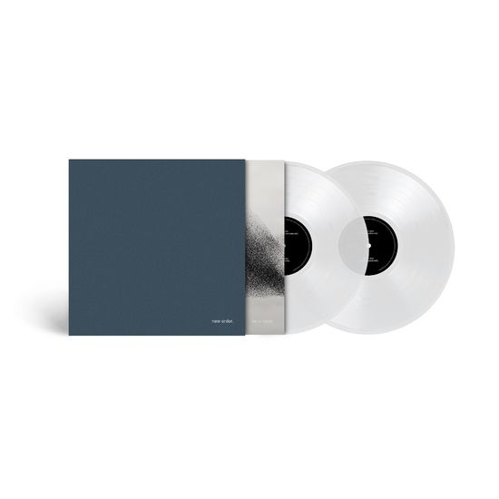 New Order: Be a Rebel Remixed: Limited Edition Clear Vinyl