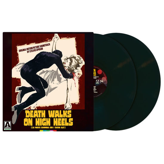 Original Soundtrack: Death Walks On High Heels: Double LP
