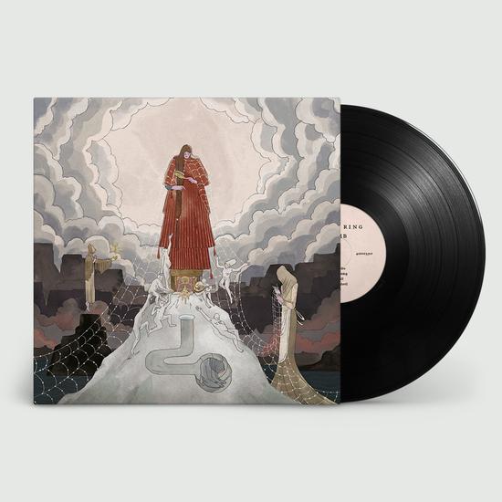 Purity Ring: Womb: Black Vinyl LP
