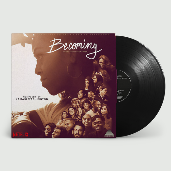 Kamasi Washington: Becoming (Music from the Netflix Documentary)