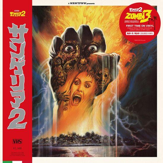Stefano Mainetti: Zombi 3: Red Vinyl