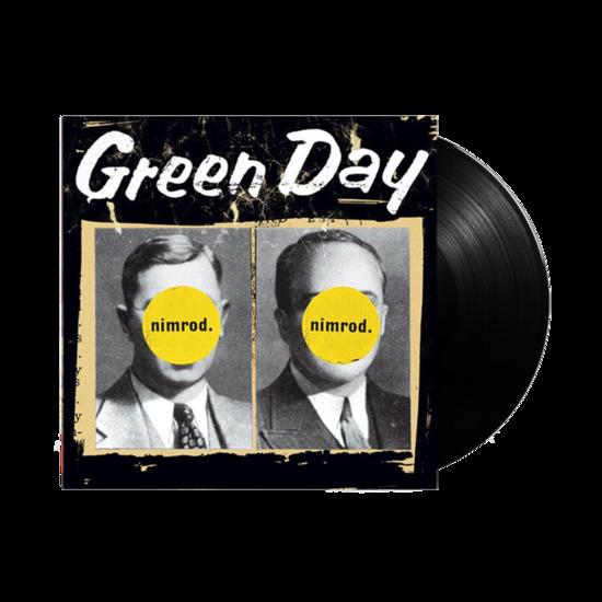 Green Day: Nimrod: Limited Edition Vinyl W/ Etched B-Side