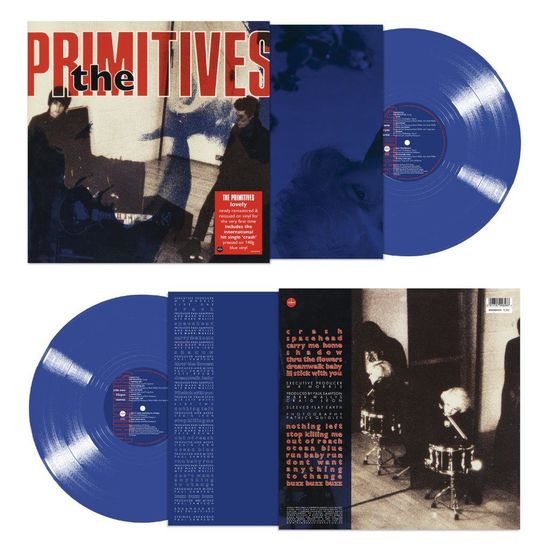 The Primitives: Lovely: Limited Edition Blue Vinyl 1LP