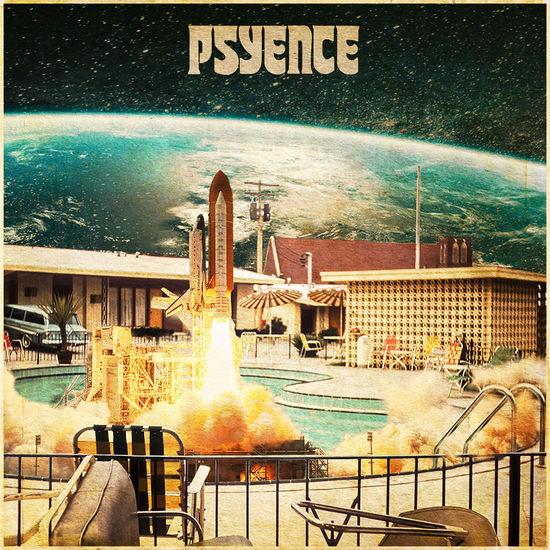Psyence: Psyence: Orange Vinyl