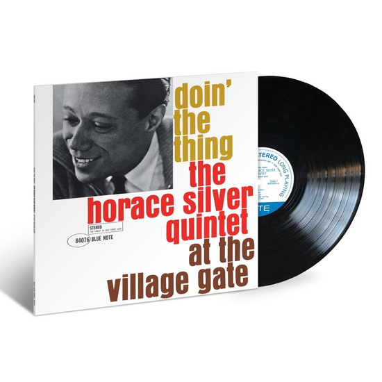 Horace Silver: Doin' The Thing