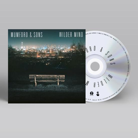 Mumford & Sons : Wilder Mind Standard CD Album