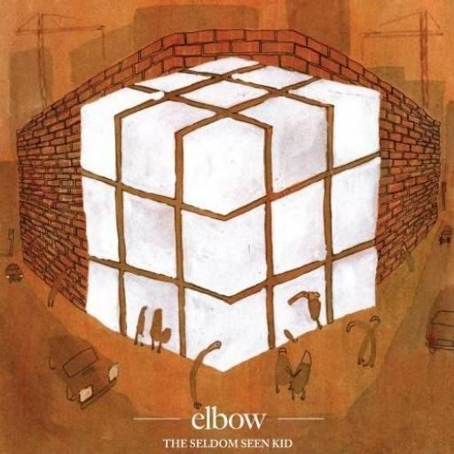 Elbow: The Seldom Seen Kid LP