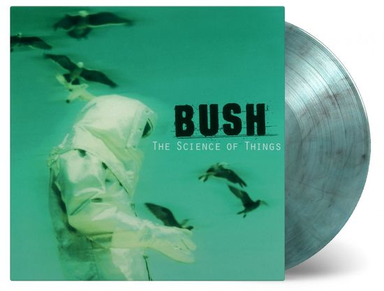 Bush: Science Of Things: Marbled Clear Vinyl