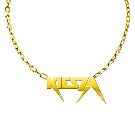 Kiesza: Kiesza Name Plate Necklace