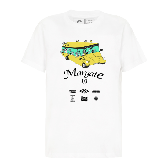 Sports Team: ST Margate 2019 Tee: White