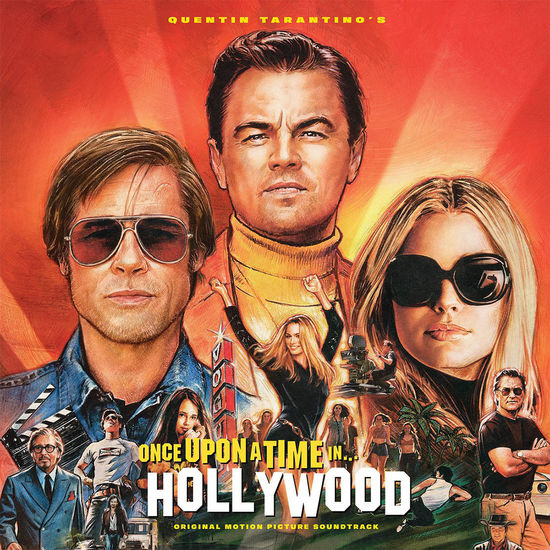 Various Artists: Quentin Tarantino's Once Upon A Time In Hollywood (Original Motion Picture Soundtrack)