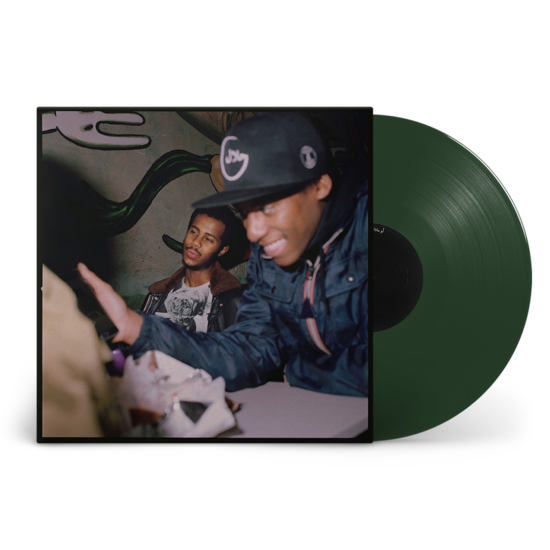 Mustafa: When Smoke Rises: Limited Edition Dark Green Vinyl LP