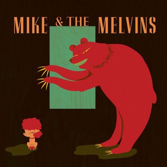Mike & The Melvins: Three Men And A Baby: White Vinyl