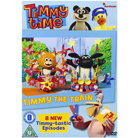 Timmy Time: Timmy The Train