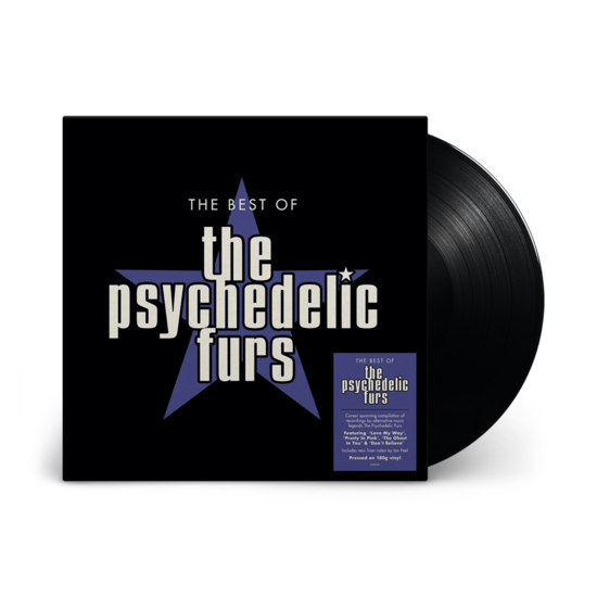 Psychedelic Furs: Best Of: Limited Edition Black Vinyl