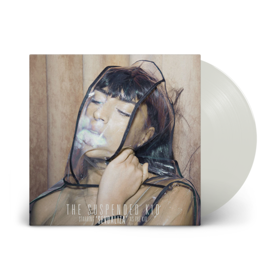 Sevdaliza: SUSPENDED KID =EP= : Limited Edition Crystal Clear 12