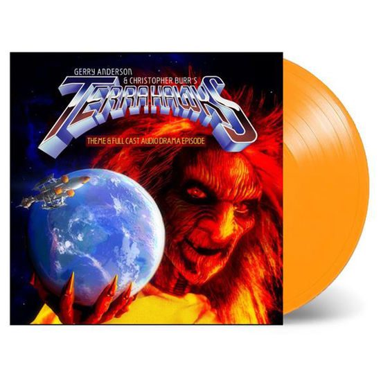 Gerry Anderson: Terrahawks Theme Music and Audio Story: Limited Edition Orange Vinyl