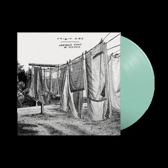 Spirit Was: Heaven's Just a Cloud: Coke Bottle Green Vinyl LP