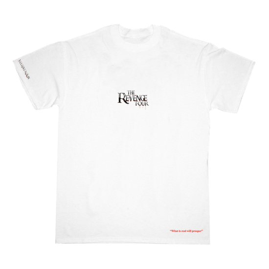 XXXtentacion: THE REVENGE TOUR T-SHIRT