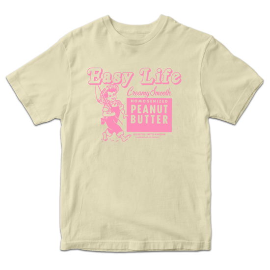 Easy Life: Peanut Butter Tee