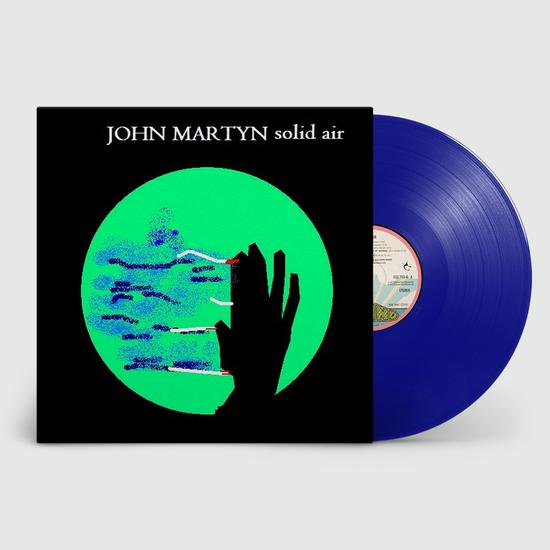 John Martyn: Solid Air: Limited Edition Blue Vinyl