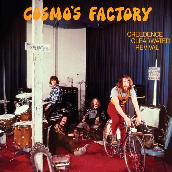 Creedence Clearwater Revival : Cosmo's Factory
