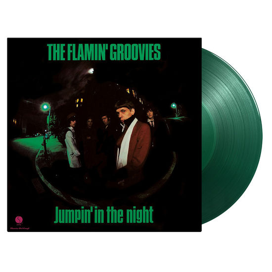 Flamin' Groovies: Jumpin' In The Night: Translucent Green Vinyl