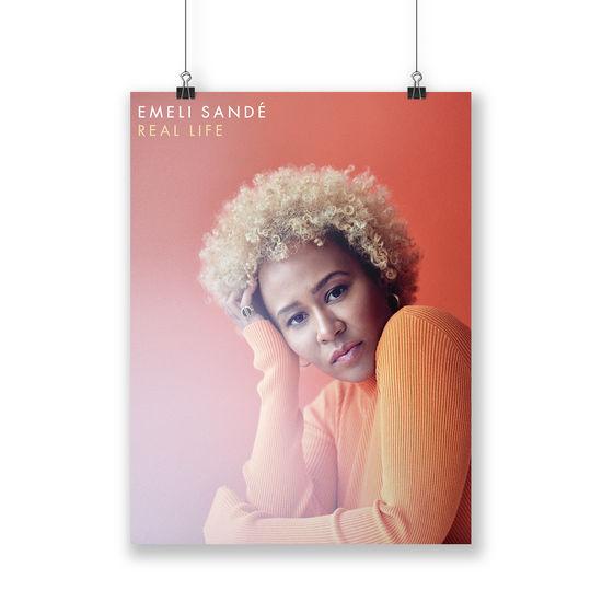 Emeli Sande: Real Life Print