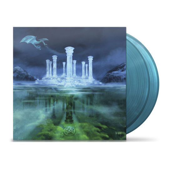 Absu: Absu Turquoise Blue vinyl