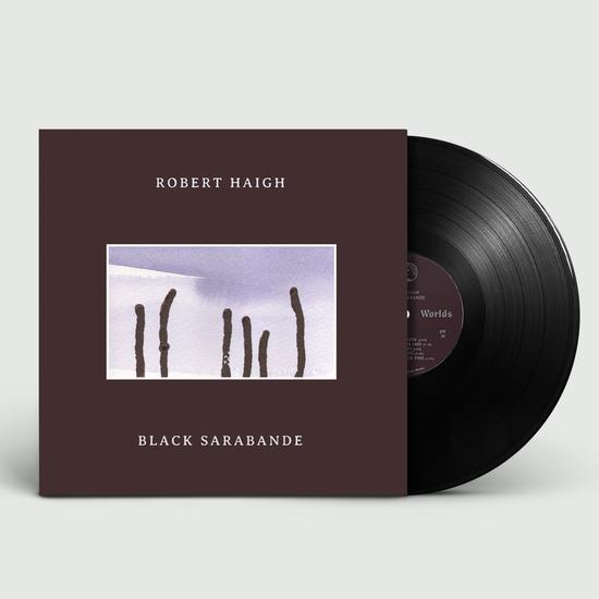 Robert Haigh : Black Sarabande