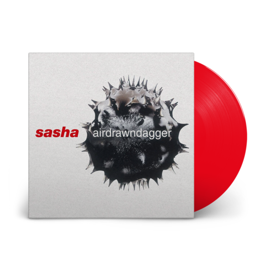 Sasha: Airdrawndagger: Limited Edition Triple Red Vinyl