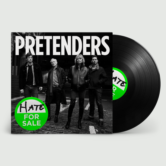 Pretenders: Hate For Sale: 180gm Audiophile Vinyl