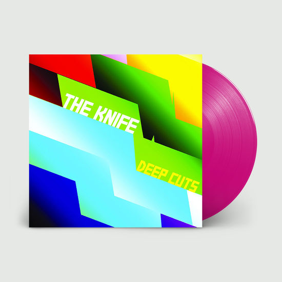 The Knife: Deep Cuts: Limited Edition Magenta Colour Vinyl