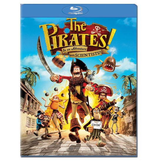 Pirates: The Pirates Blu-ray