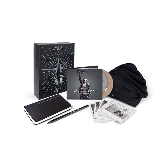 David Garrett: Rock Revolution Limited Edition Fanbox