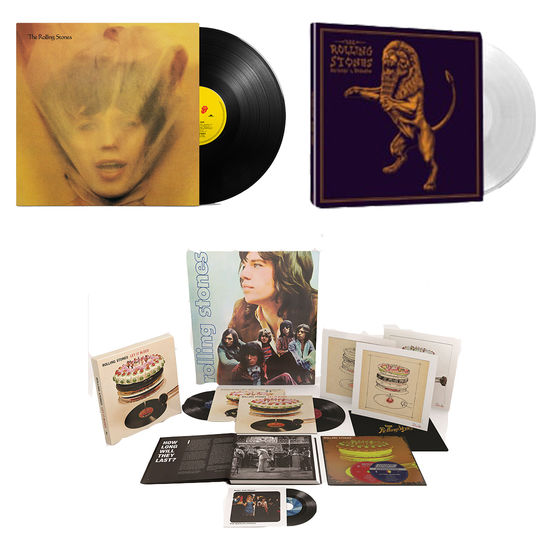 The Rolling Stones: The Sound Of Vinyl The Rolling Stones Bundle