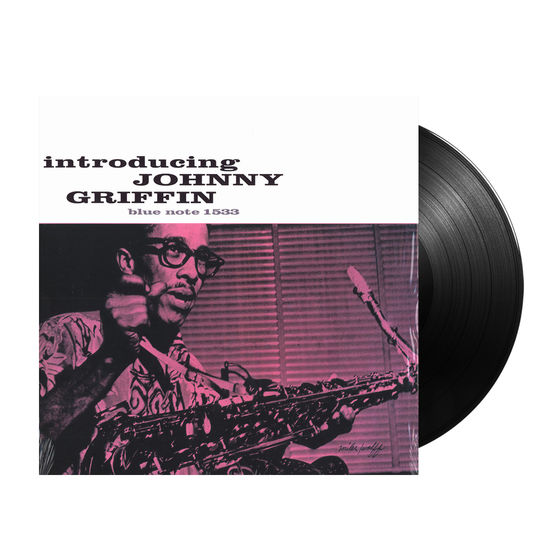 Johnny Griffin: Introducing Johnny Griffin