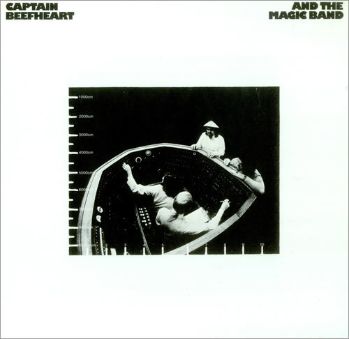 Captain Beefheart: Clear Spot
